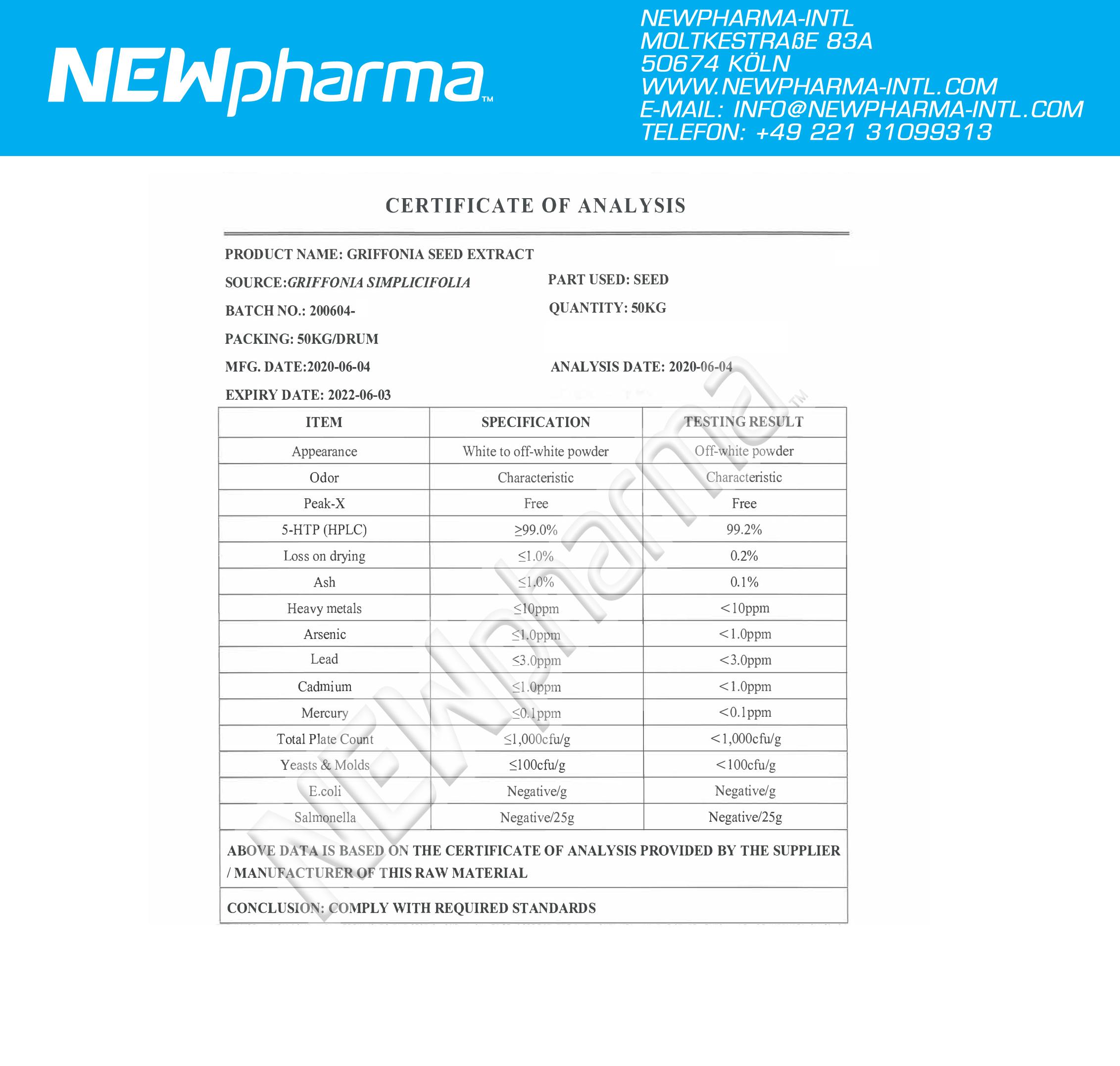 NEWPHARMA-5-HTP