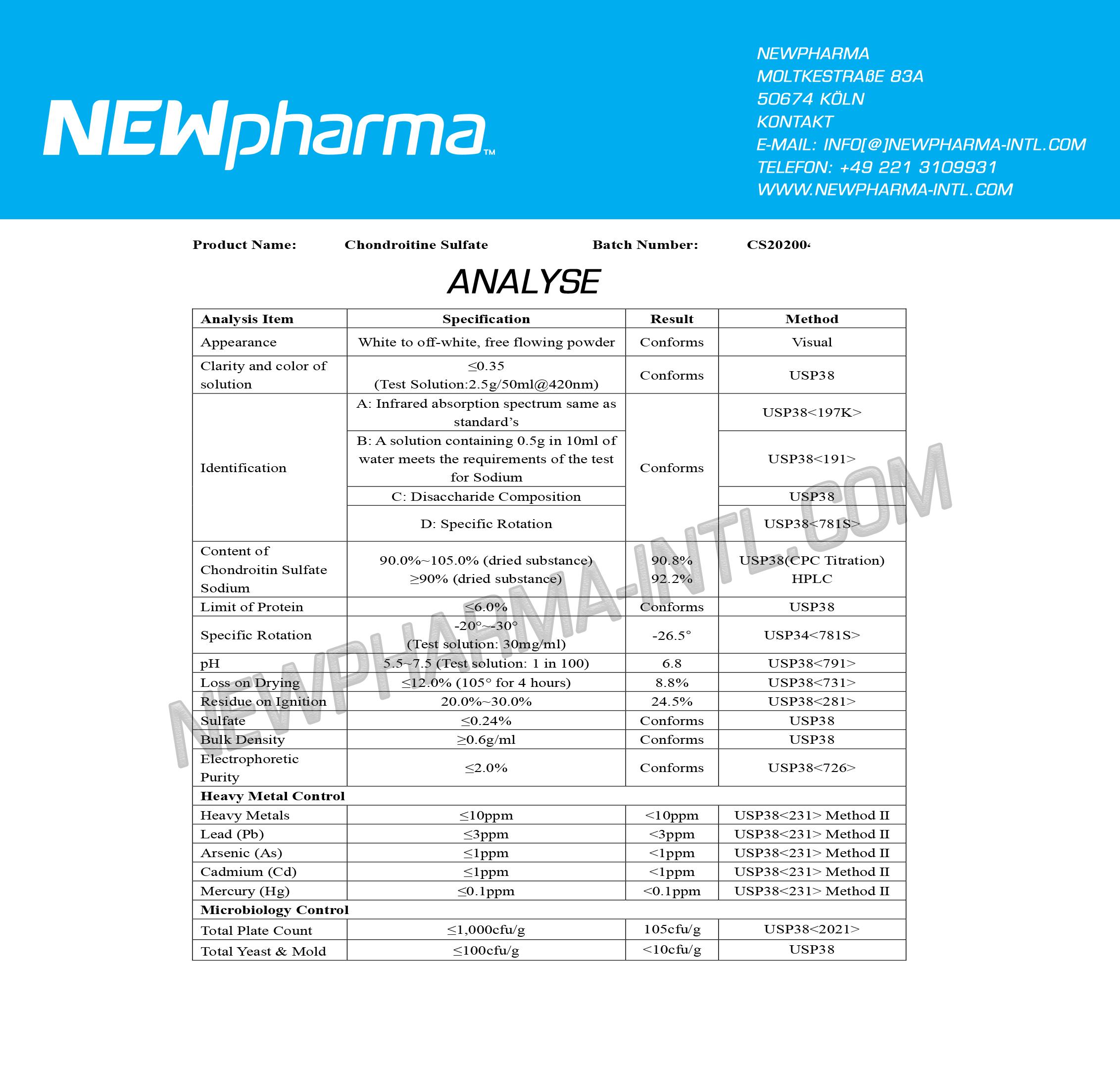 NEWPHARMA-Chondroitine-Sulfat-1
