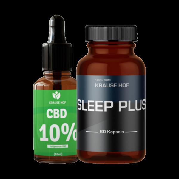 Sleep Plus + CBD Aroma-Öl