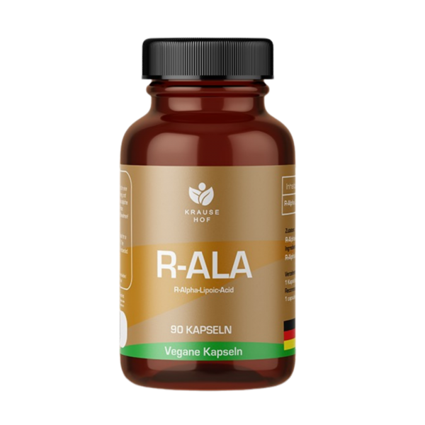 R-ALA - Alphaliponsäure