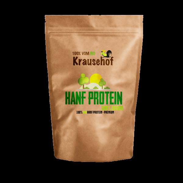 Hanf Protein Pulver