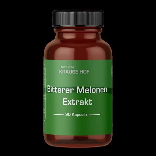 Bittermelonen Extrakt