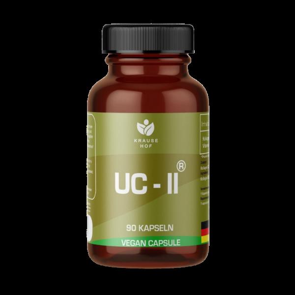UC-II® undenaturiert Typ 2 Collagen