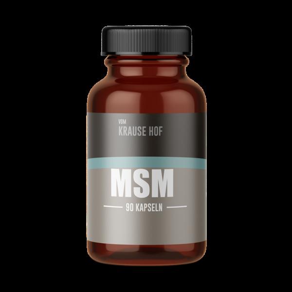 MSM (Methylsulfonylmethan)